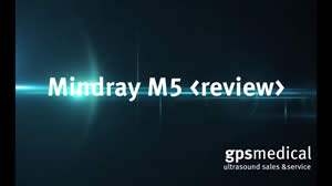 Mindray M5 Video Review