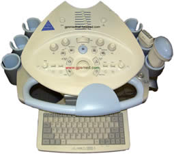 Antares User Interface Ergonomic ultrasound